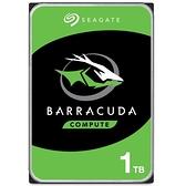 Seagate 【BarraCuda 新梭魚】 1TB ST1000DM010 (3.5吋64M7200轉SATA3三年保) 桌上型硬碟