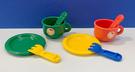 【震撼精品百貨】Hello Kitty 凱蒂貓~三麗鷗 KITTY扮家家酒-咖啡玩具組*33317