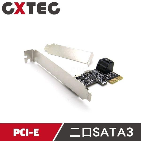SSU PCI-E 2口 SATA 3.0 6GB 轉接卡擴充卡 SATA3 PCIE ASM1061【SEC-AS1】