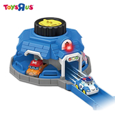 玩具反斗城 波利 POLI 迷你波力特技軌道系列旋轉炫風發射器