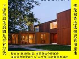 二手書博民逛書店The罕見Houses Of Louis Kahn-路易·卡恩的房子Y436638 George H. Mar