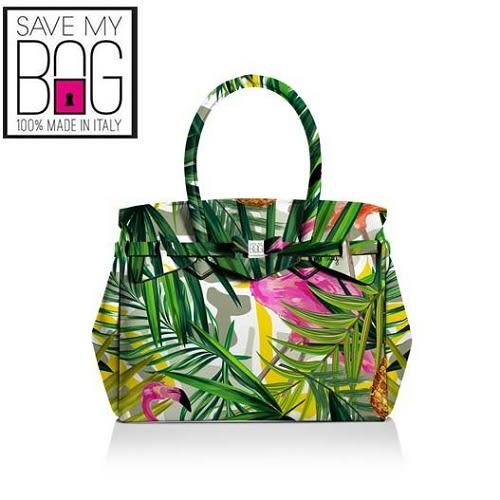 SAVE MY BAG MISS 3/4 手提包 托特包 義大利名牌包 歐系精品 水餃包