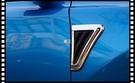 【車王小舖】豐田 Toyota 2016~ RAV4 風口改裝 葉子板裝飾貼 鯊魚鰭風口 個性化改裝