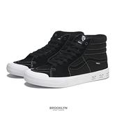 VANS 休閒鞋 SK8-HI PRO BMX 聯名款 黑色 高筒 小V 男女 (布魯克林) VN0A45JV12I