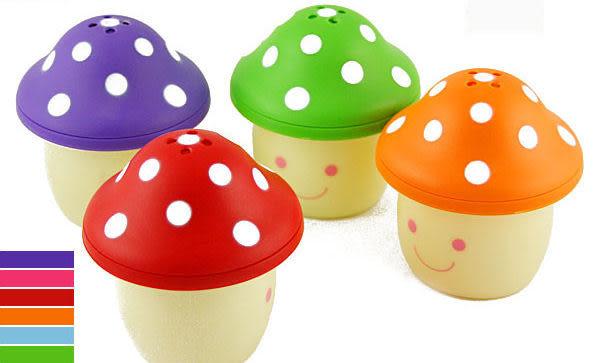 Qmishop 迷你款可愛的小蘑菇造型牙籤桶 牙籤罐 牙籤瓶 牙籤盒 【QJ992A】