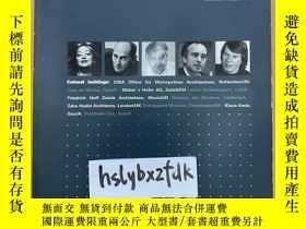 二手書博民逛書店PROFILE建築雜誌,內含Rem罕見Koolhaas, Zah