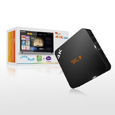彩虹奇機Android 四核心智慧電視盒4K/UHD-G100-L