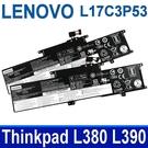 LENOVO L17C3P53 3芯 原廠電池 01AV481 01AV483 L17L3P53 SB10K97625 SB10K97627 Thinkpad L380 20m5 20m6