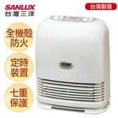 台灣三洋 SANLUX 陶瓷電暖器 R-CF325TA