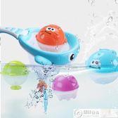 洗澡玩具 娃娃博士寶寶洗澡玩具男孩女孩水上玩具2-3-6歲兒童玩水戲水漂浮5 居優佳品