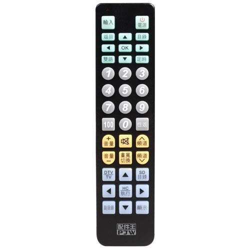 PJW配件王 RC-SO2 新力專用型電視遙控器