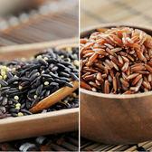 紅藜阿祖.紅藜輕鬆包 紅米x3+小米紫米x3(300g/包,共6包)﹍愛食網