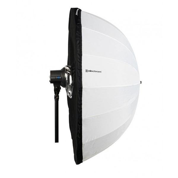 【EC數位】Elinchrom 愛玲瓏 EL26764 傘用反射布 黑銀 125cm 49吋 反射傘 柔光罩 反射罩