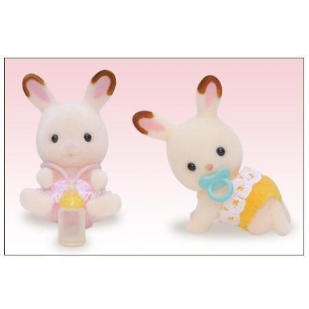 森林家族 可可兔雙胞胎 (EPOCH) 16952