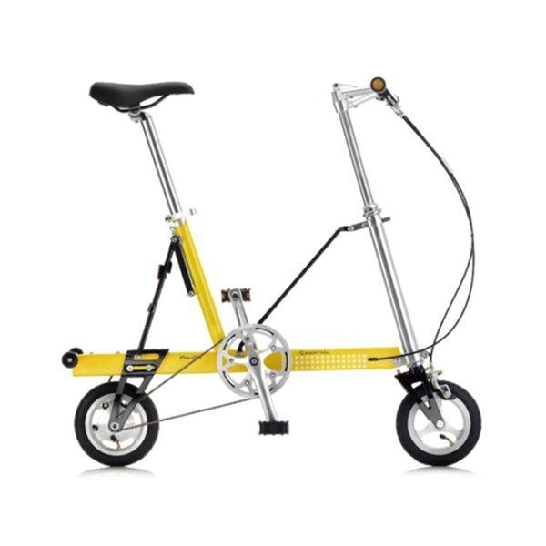 Pacific CarryMe SD(17) 折疊車 | 城市綠洲 (自行車、腳踏車、都市生活、搭乘捷運、2017年新款)