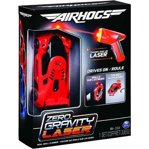 《 AIRHOGS 》 Air Hogs-無重力紅外線爬牆車(紅) / JOYBUS玩具百貨