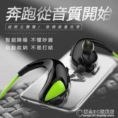 藍芽耳機運動iPhone7無線跑步耳塞入耳頭戴掛耳 概念3C旗艦店