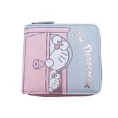 又敗家@日本限定ARDIE鈔票零錢包Doraemon哆啦A夢錢包I'M便攜皮夾DRA8-1短夾合成皮夾合成皮革夾