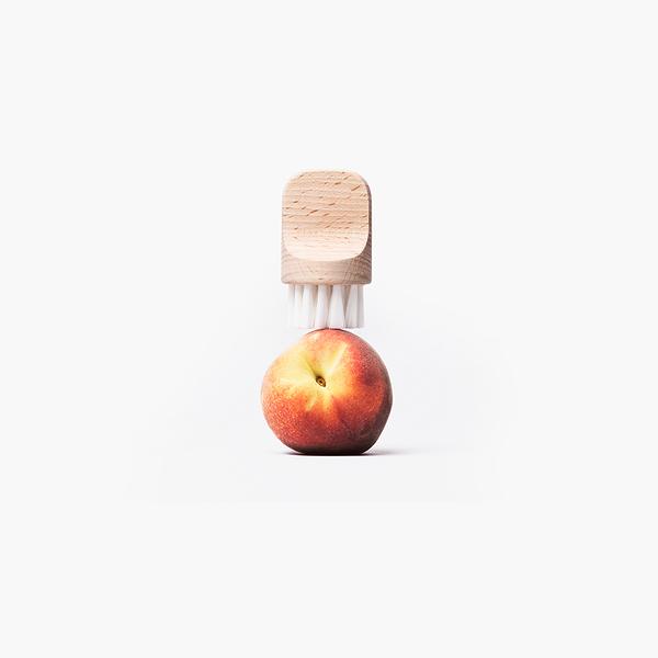 法國Andrée Jardin 櫸木蔬果刷‐小
