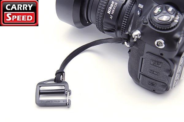 又敗家@美國Carry speed相機安全繫繩適Black rapid減壓相機背帶相機保險繩相機防掉繩繫繩相機保護繩