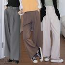限量現貨◆PUFII-西裝褲 單釦鬆緊腰西裝褲(附腰帶)-0930 現+預 秋【CP21116】
