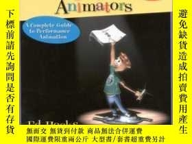 二手書博民逛書店Acting罕見For AnimatorsY255562 Ed Hooks Heinemann 出版2001