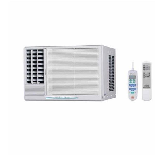 【南紡購物中心】台灣三洋SANLUX 定頻窗型冷氣3坪SA-L221FEA電壓110V左吹