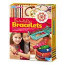 【4M】04728 美勞創意-編織友誼手環 Friendship Bracelets