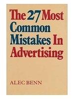 二手書博民逛書店《The 27 most common mistakes in