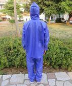 萬聖節快速出貨-風雨衣分體雨衣雨褲套裝加厚防水全身徒步戶外成人男女成人雨衣套裝登山