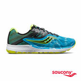 SAUCONY RIDE 10 專業訓練鞋-湛藍海洋