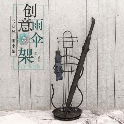 【雲上生活】雨傘架家用創意雨傘桶放置雨傘的架子門口雨傘筒酒店大堂落地收納掛桶