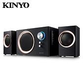 【KINYO 耐嘉】KY-1851 2.1藍牙多媒體音箱