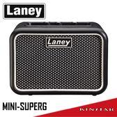 【金聲樂器】Laney MINI-SUPERG 迷你小音箱 可用電池