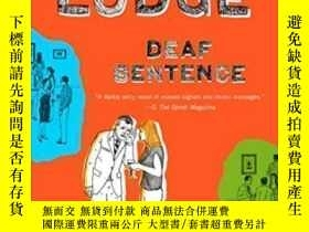 二手書博民逛書店Deaf罕見Sentence-失聰判決Y436638 David Lodge Penguin Books, 2