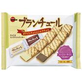 日本 BOURBON 5 北日本黑白巧克力餅大 171.6g/包【櫻桃飾品】  【24857】