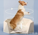 狗廁所狗狗廁所大號大型犬狗寵物廁所尿盆便盆自動沖水防踩屎用品 NMS 1995生活雜貨