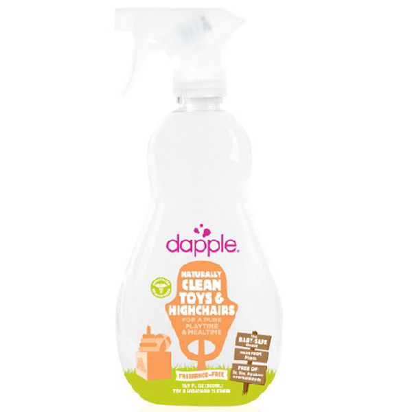Dapple 玩具清潔噴霧-無香精500ML