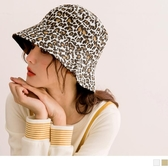 《ZC1641》豹紋兩面戴漁夫帽 OrangeBear