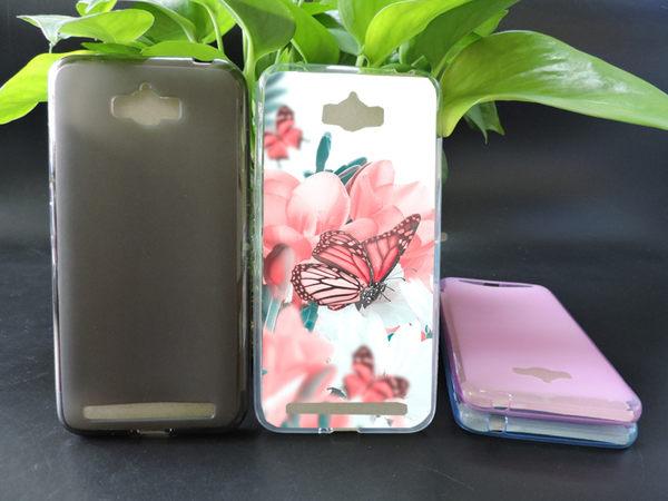 ♥ 俏魔女美人館 ♥ (粉彩蝴蝶*軟殼} ASUS ZenFone Max (ZC550KL) 手機殼 手機套 保護套 保護殼