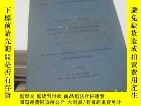 二手書博民逛書店The罕見Influence of Certain Factor