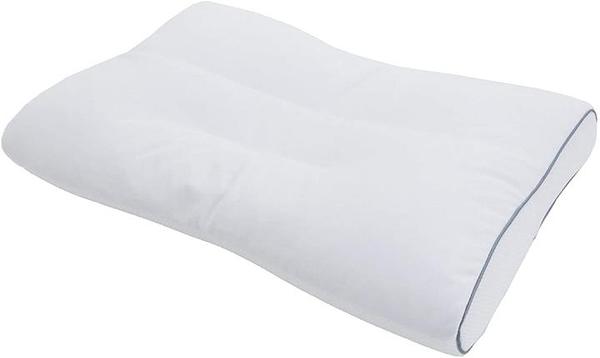 【日本代購】東京西川 枕頭 高 醫師推薦的健康枕 肩部樂寢 頸部與肩部貼合 白色