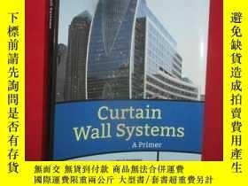 二手書博民逛書店Curtain罕見Wall Systems: A Primer
