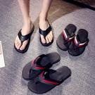 夏季人字拖 男防滑夾腳室外沙灘鞋 男士時尚外穿涼拖鞋 個性韓版潮 降價兩天