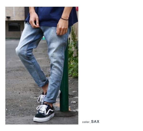 超彈性牛仔褲