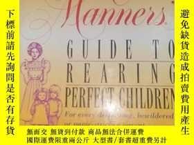 二手書博民逛書店guide罕見to rearing pereect childr