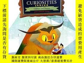 二手書博民逛書店英文原版罕見少兒繪本 Curiosities Junior: O