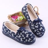 月子鞋春秋冬包跟孕產婦產前產後豆豆室內拖鞋  限時八折 最后一天