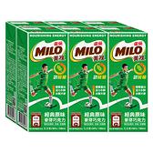 美祿巧克力牛奶麥芽飲品198ml x6入【愛買】