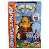 《 Hoppy Bobby 》熊熊蜜蜂罐╭★ JOYBUS玩具百貨